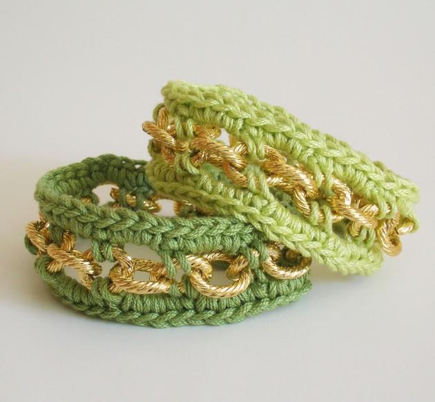 Crochet patrons modeles gratuits le blog de mes loisirs - Bijoux au crochet modele gratuit ...